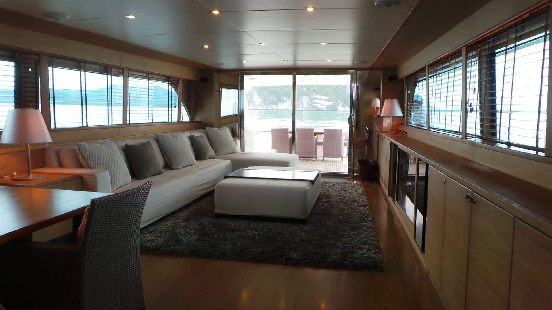 Luxury Yacht Charter Phuket Thailand Slide 2