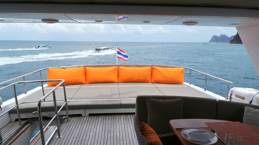Luxury Yacht Charter Phuket Thailand Slide 5